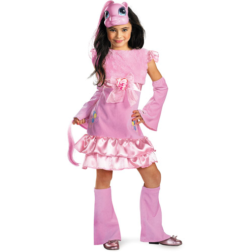 My Little Pony Deluxe Pinkie Pie Child Halloween Costume