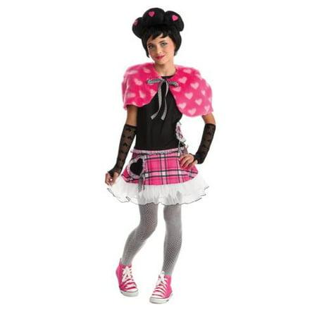 Harajuku Girl Costume Tween Small 0-2](Harajuku Costumes)