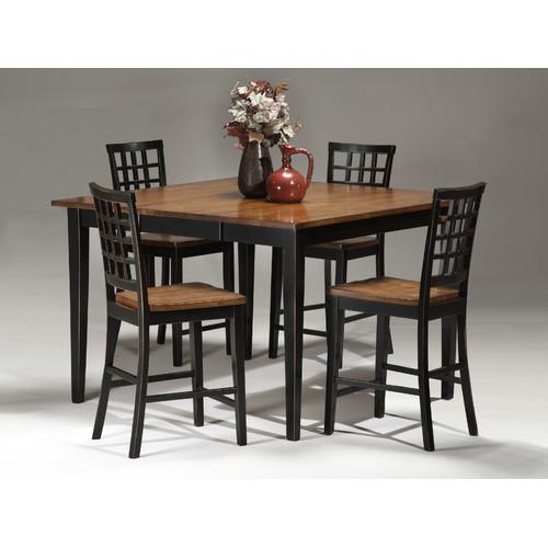 Imagio Home Arlington Counter Height Gathering Table AR-TA-X5454-BLJ