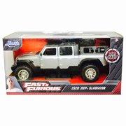 Fast & Furious 2020 Jeep Gladiator Jada Diecast 1/32