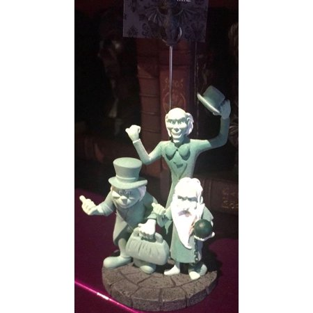 Disney Haunted Mansion Hitchhiking Ghosts Clip Photo Frame New With