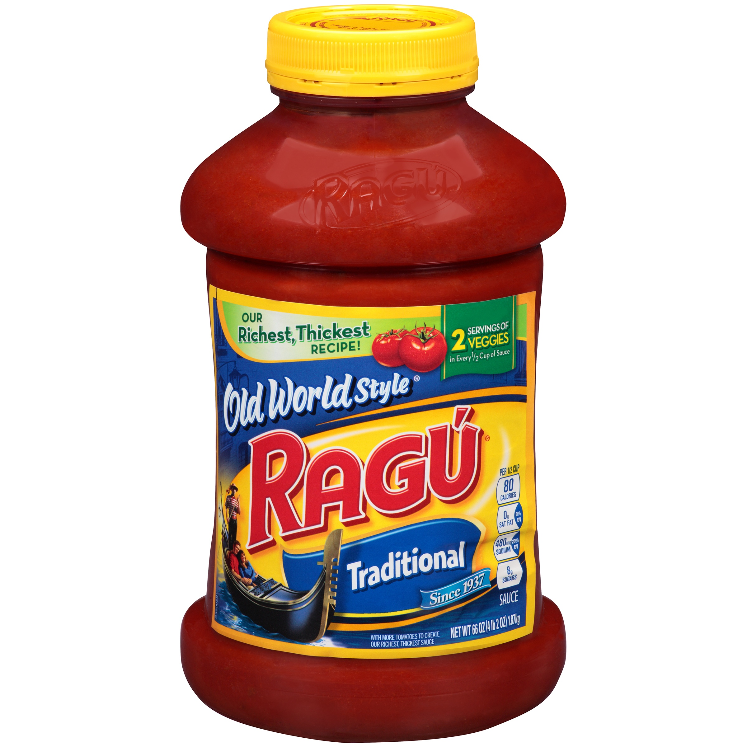 Ragú Old World Style Traditional Pasta Sauce 66 oz.