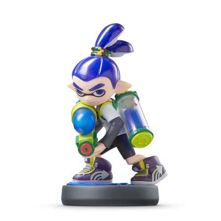 Inkling Boy, Splatoon Series, Nintendo amiibo,