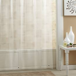 Better Homes and Gardens Heavy-Weight Shower Curtain Liner