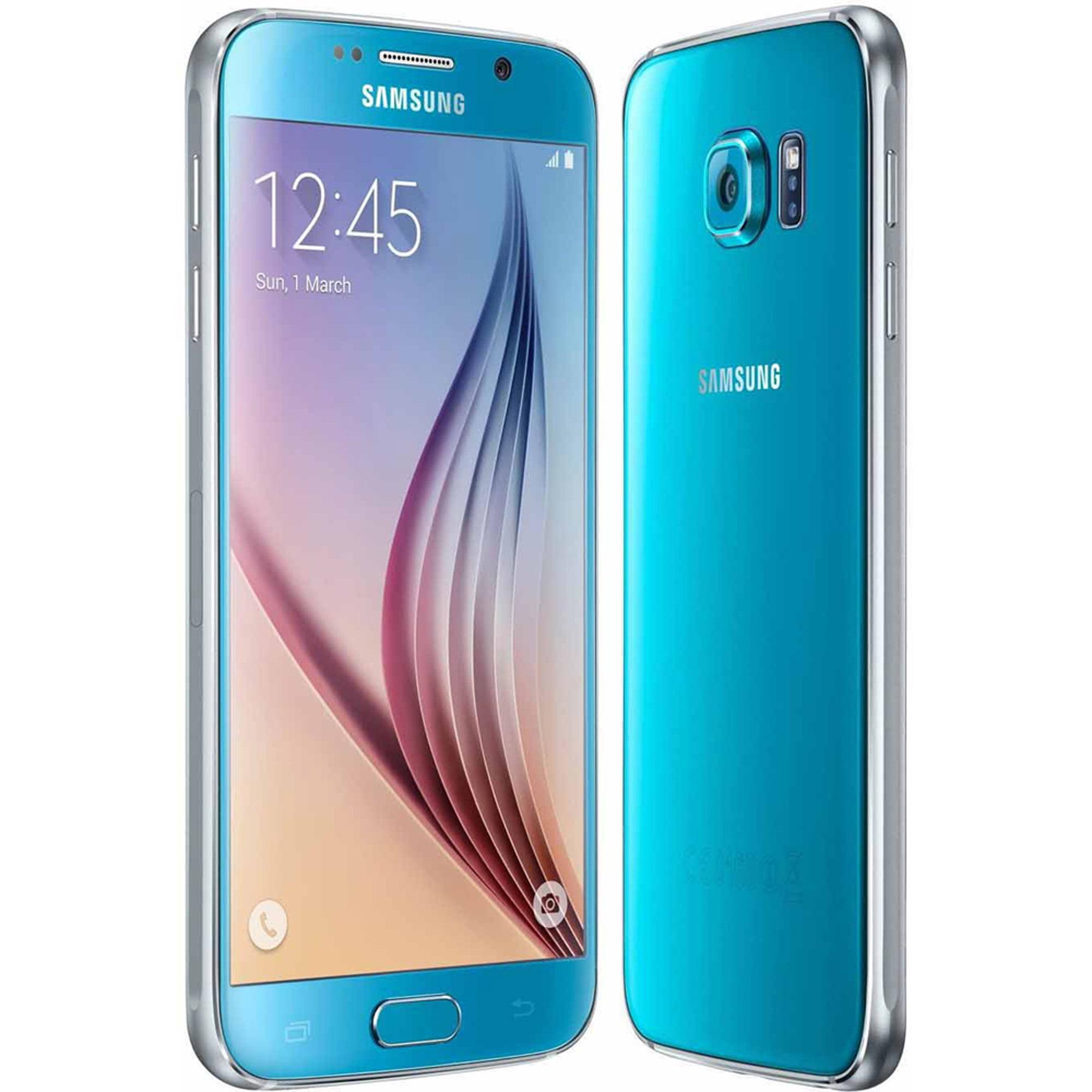 Samsung galaxy s6 - Samsung Galaxy S6 G920 32gb 4g Lte Octa Core Smartphone Gsm Network Unlocked Walmart Com