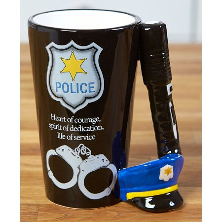 The Lakeside Collection Occupational Mugs - Police Officer ()