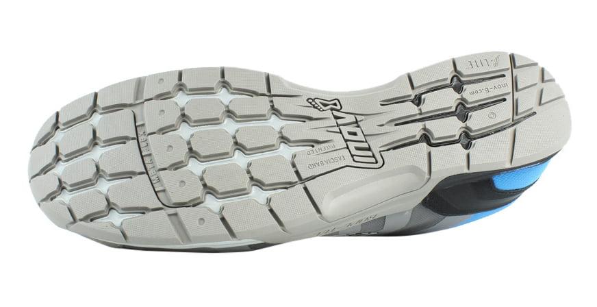 inov_8 F-Lite 235 V2 Grey/Blue/Black Running, Cross Training Mens Athletic Shoes Size 12.5 New