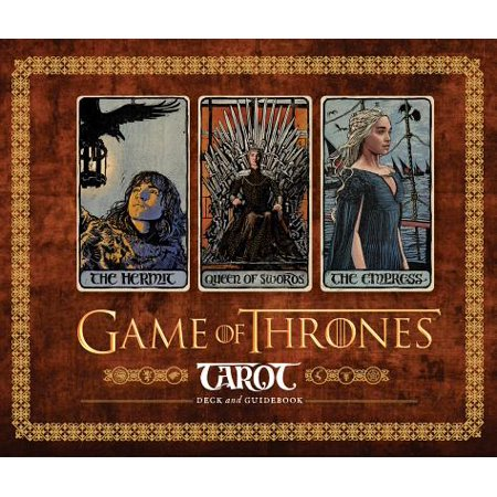 Game of Thrones Tarot Card Set (Game of Thrones Gifts, Card Game Gifts, Arcana Tarot Card Set)](Game Of Thrones Cloak Pattern)