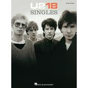 U2 - 18 Singles (Songbook) - eBook