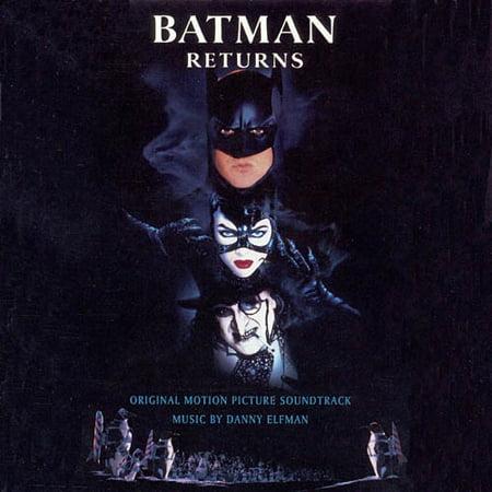 Batman Returns Soundtrack (This Halloween Fun Size Soundtrack)