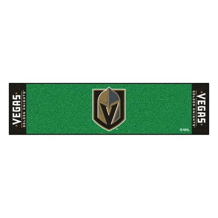 NHL - Vegas Golden Knights Putting Green Runner 18