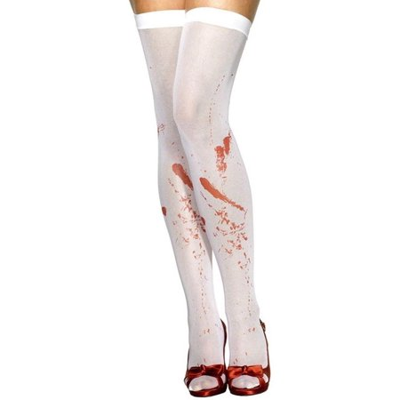 Thigh High Blood Stain Stockings Adult Standard