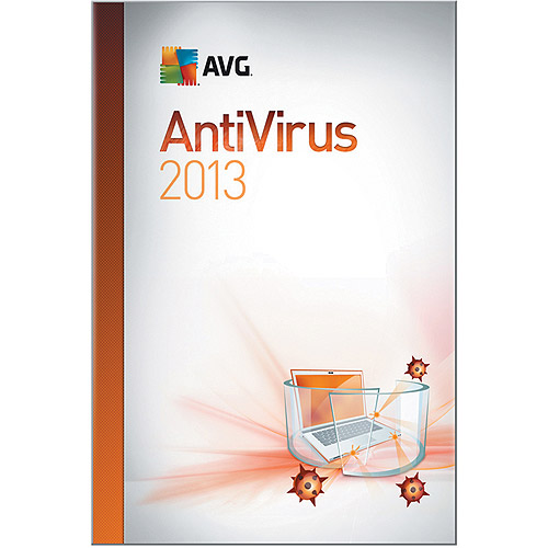 AVG Anti-Virus 2013 1-User 1-Year  $29.99 (Email Delivery)