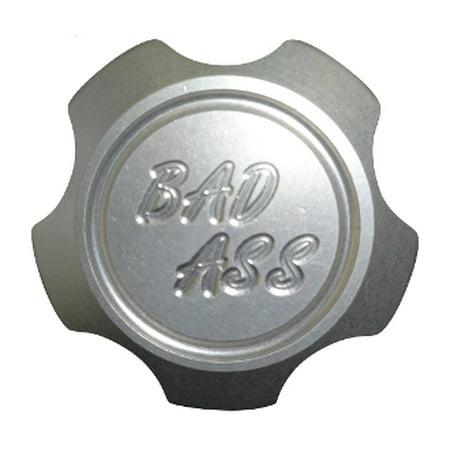 BAM BILLET FILLER CAP WITH ALUMINUM Fill Neck Billet Aluminum Filler Neck