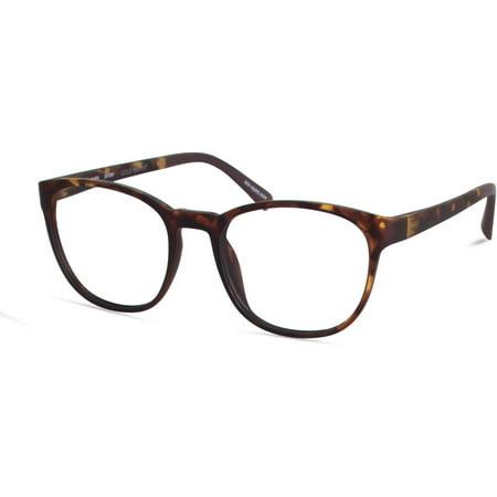 Bio Eyes Mens Prescription Glasses, BE10 DTRT ALDER Dark (Dark Eye Glasses)
