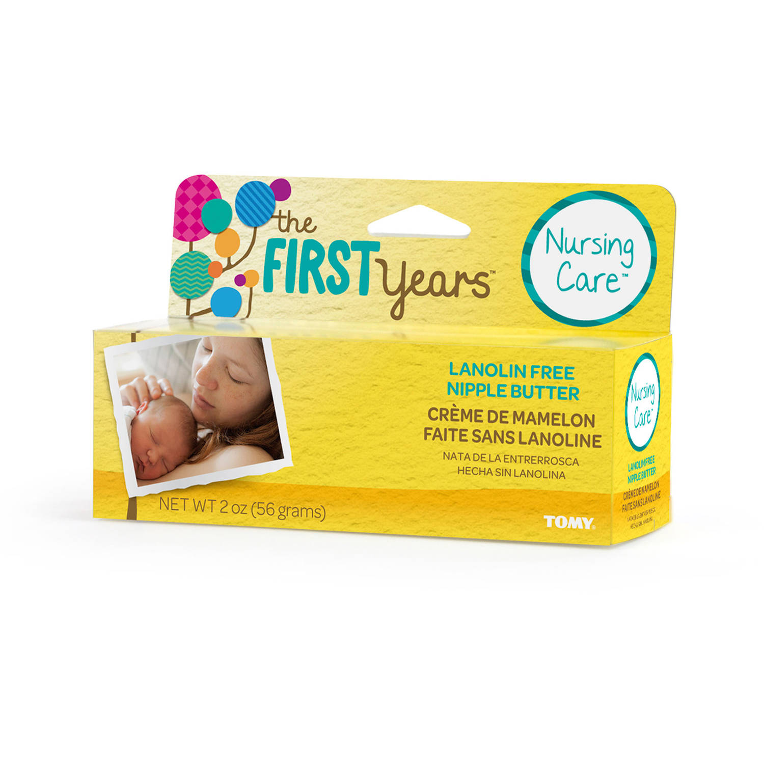 The First Years Lanolin-Free Nipple Butter, 2 oz