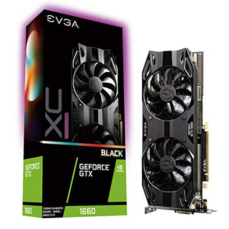 Nvidia Video Card Drivers (Evga 06G-P4-1165-KR Nvidia Geforce Gtx 1660 Xc Ultra Black Gaming 6gb Gddr5 Dvi/hdmi/displayport Pci-express Video Card)