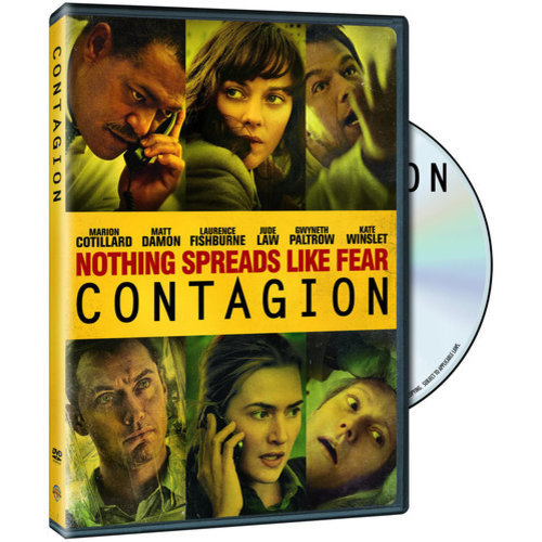 Contagion (With INSTAWATCH) (Widescreen)