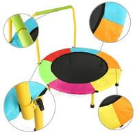 Portable & Foldable Safe Kids Trampoline - 36 Inch