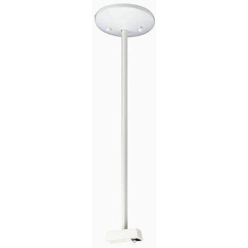 "Nuvo Lighting TP178 White 24"" Extension for Track Lighting"