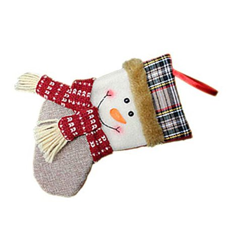 Flying Outlets Christmas Socks Elk Snowman Old Man Image Gift Packing Decoration Tree Ornaments Supplies Present Bags