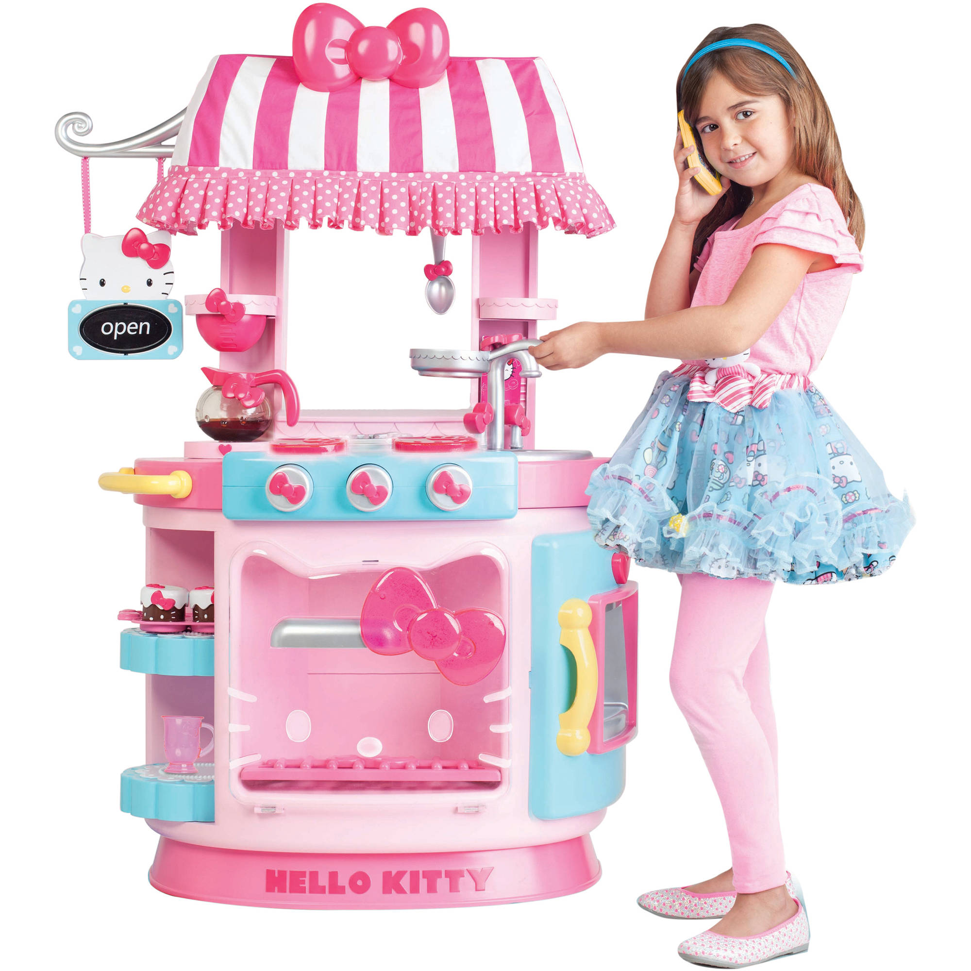 Hello Kitty Kitchen Cafe