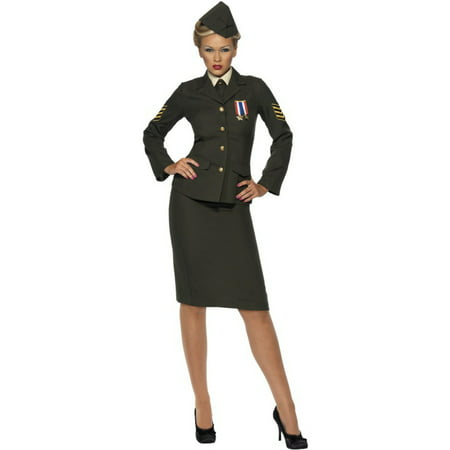 Wwii Flight Suits (Womens  1940s WWII War Time Miss General Suit)