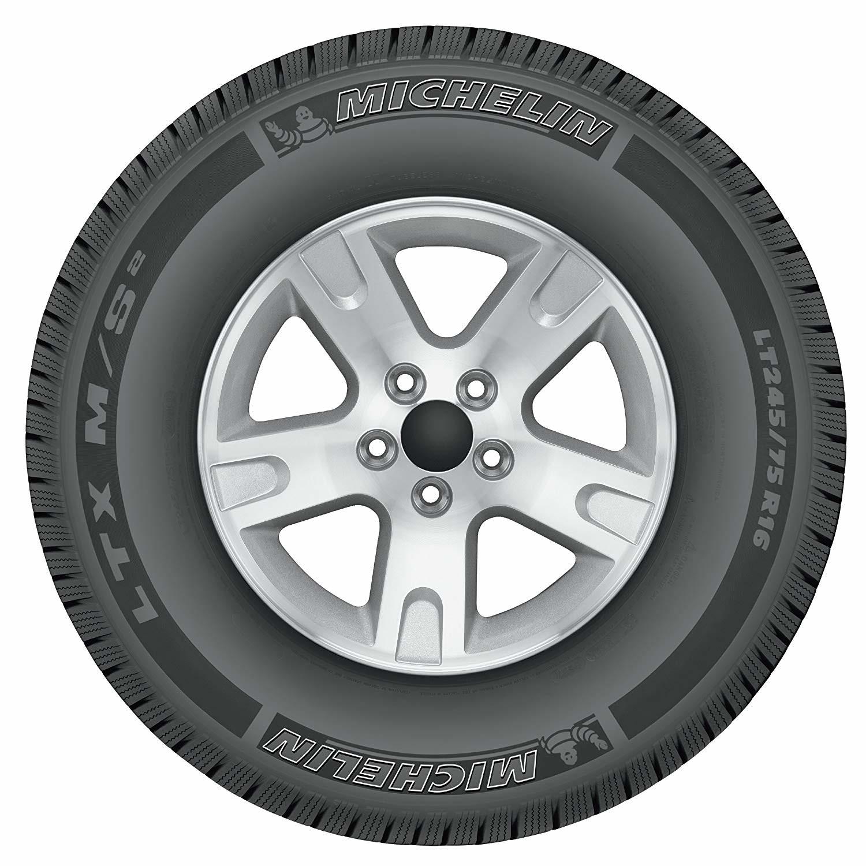Michelin LTX M/S2 LT235/80R17/10 120/117R Tire