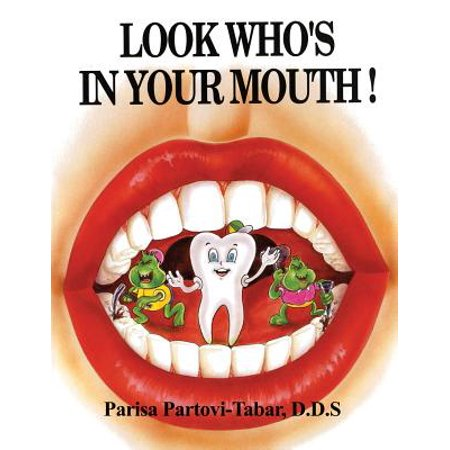 Look Who's in Your Mouth! (Never Look A Horse In The Mouth)