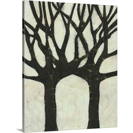 Arbor Canvas - Great BIG Canvas | Andrea Davis Premium Thick-Wrap Canvas entitled Batik Arbor II