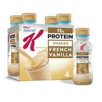 Kellogg's Special K, Protein Shakes, French Vanilla, 4 Ct, 40 Fl Oz