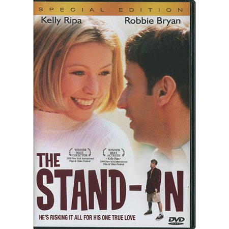 The Stand-In (DVD, 2004) Special Edition Kelly Ripa Robbie Bryan