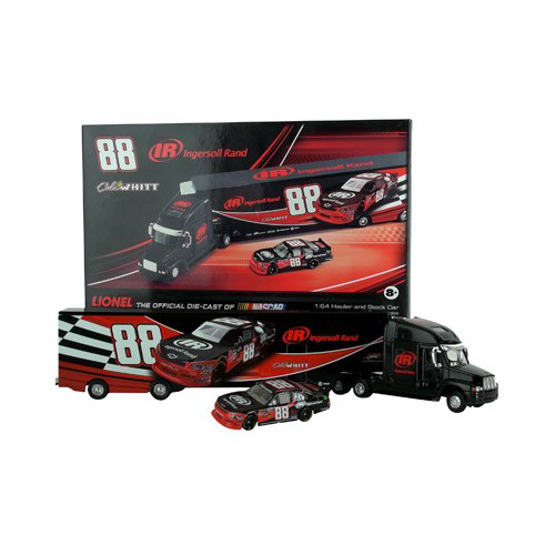 Ingersoll Rand HAULER Cole Whitt #88 Collectible Die-Cast Hauler and Race Car