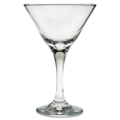 "Embassy Cocktail Glasses, Martini, 7.5 Oz, 6 3 8"" Tall LIB3733 by"