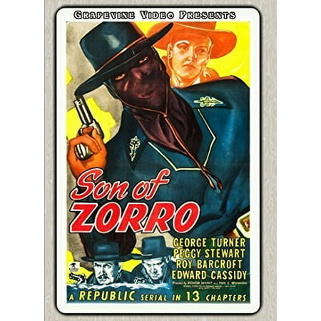Son of Zorro (1947 serial) - 1947 Collection