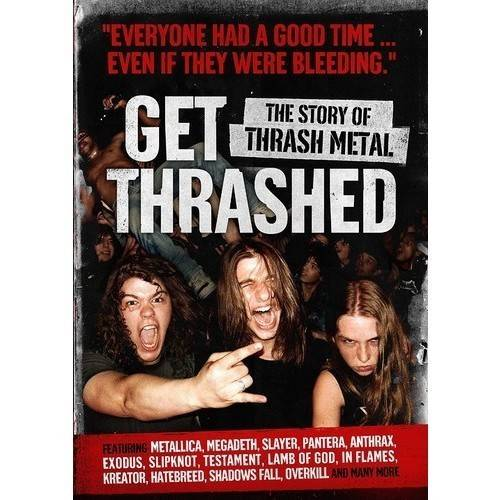 Get Thrashed (Special Edition) (Full Frame)