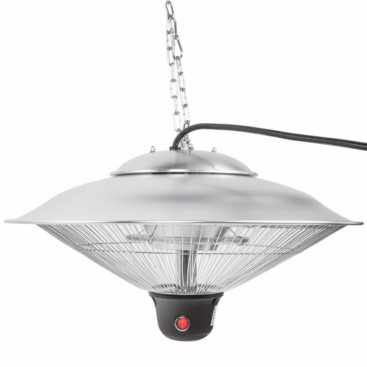 9TRADING 20 Electric Patio Infrared Outdoor Ceiling Heater Indoor Hanging Garden Remote,Free Tax,Delivered Within 10 Days
