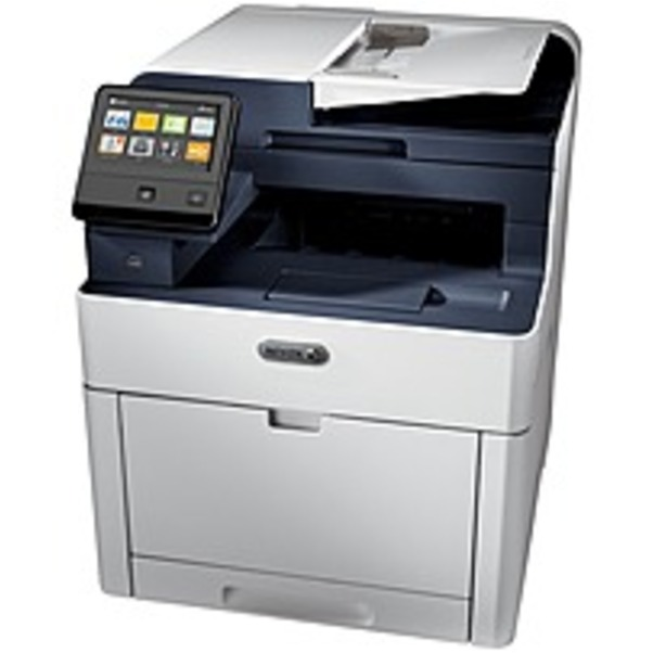 Refurbished Xerox WorkCentre 6515/N Laser Multifunction Printer - Color - Plain Paper Print - Desktop - Copier/Fax/Printer/Scanner - 30 ppm Mono/30 ppm Color Print - 1200 x 2400 dpi Print - 1 x
