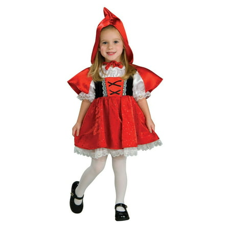 Little Red Riding Hood Costume for Toddlers - Make Your Own Red Riding Hood Costume