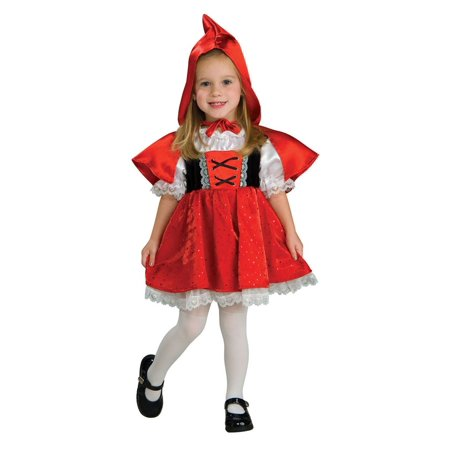 Little Red Riding Hood Costume for Toddlers](Costume Little Red Riding Hood)