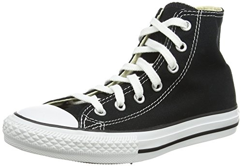 Converse Boys' Tod Yth Chuck Taylor All Star Hi Top Black 12.5 TOD by Converse