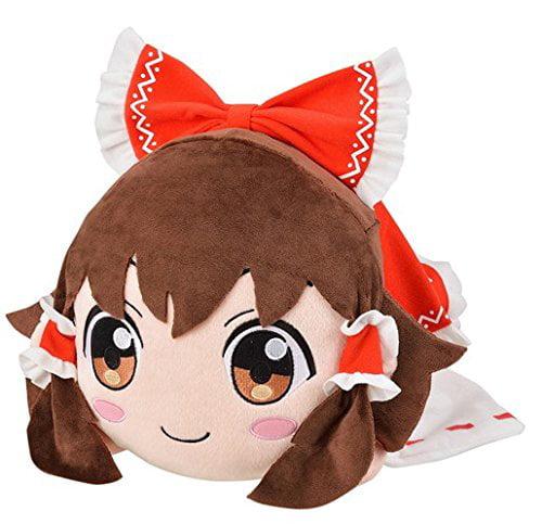 Touhou Project Hakurei Reimu Mega Jumbo Nesoberi Plush Doll, Touhou Project Hakurei Reimu Mega Jumbo Nesoberi... by