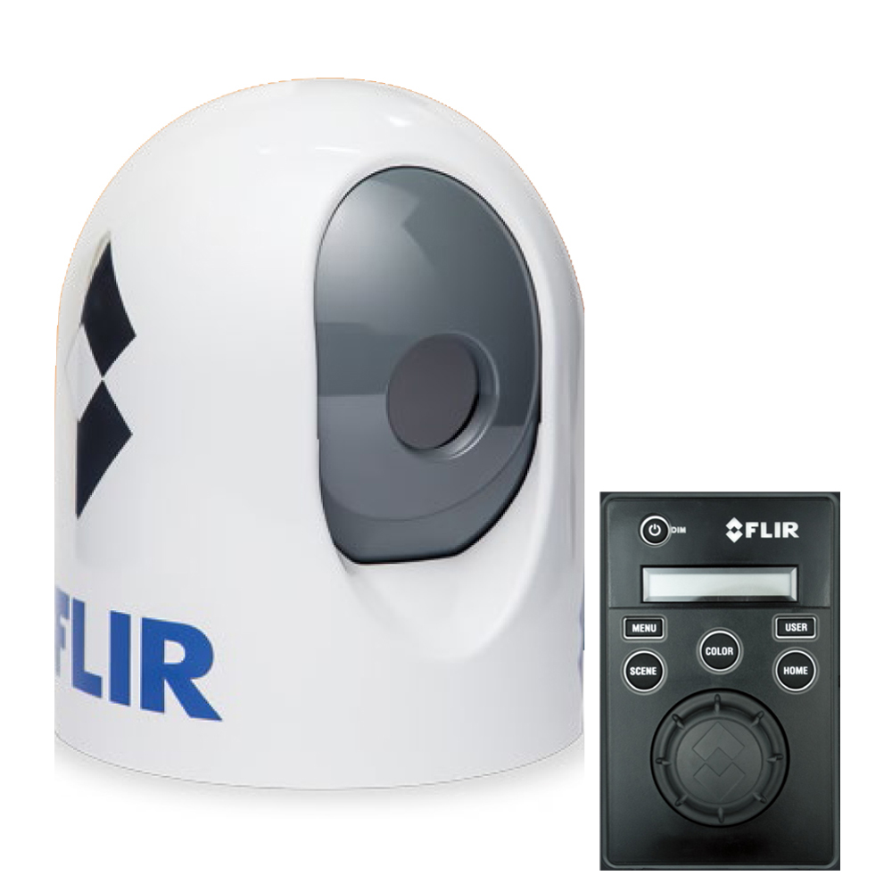 Flir Systems MD-324 STATIC THERMAL NIGHT VISION CAMERA W/...