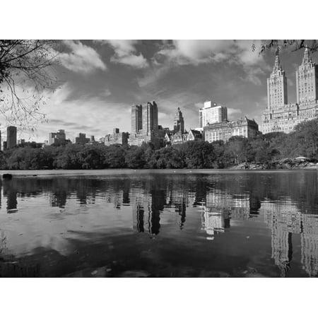 Ny Moving Wall Art (Central Park, New York City, Ny, USA Print Wall Art By Walter Bibikow)