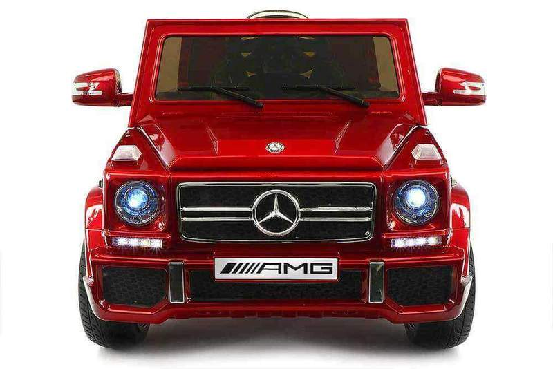 2018 Mercedes Benz G65 AMG Upgraded Version 12V Ride On Toy Car LED Kids Powered Wheels MP3 With Remote... by