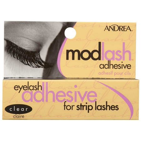 Andrea ModLash Eyelash Adhesive for Strip Lashes 0.25 - Andrea Lash Adhesive