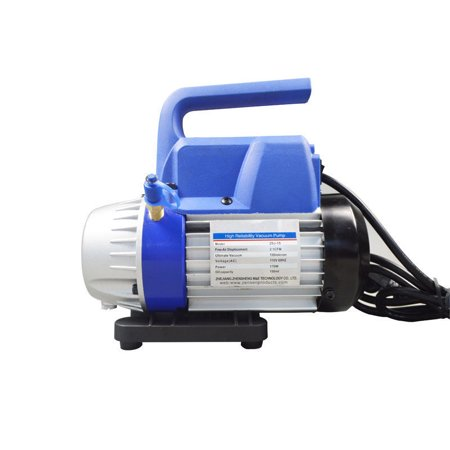 Best Sale 110V Vacuum Pump,Pumps for Industry,2.20CFM Rotary Vane Vacuum Pump Single Stage