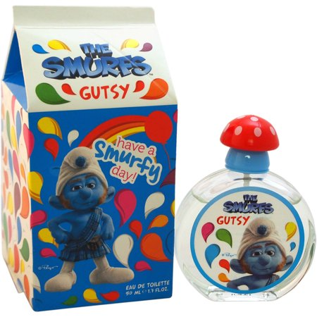 The Smurfs Gutsy by First American Brands for Kids EDT Spray, 1.7 oz