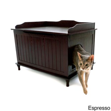 Designer Pet Products Catbox Hidden Litter Box Enclosure Furniture