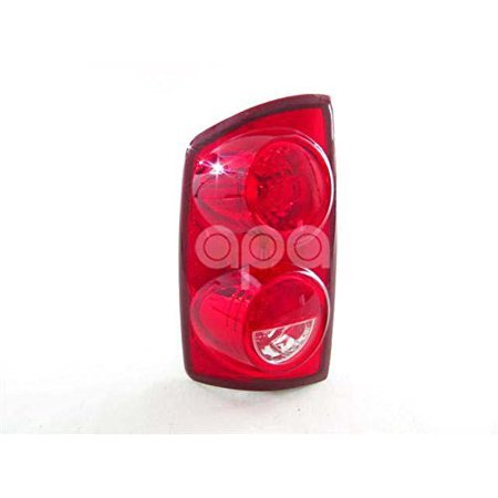 Dodge Ram Mega Cab 07 08 Tail Light Taillight Lamp Lh, 07-08 For Dodge Ram Pickup 150007-09 For Dodge R1500 (Mega Cab)07-09 For Dodge R2500,.., By Depo from USA